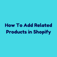 add video to shopify website